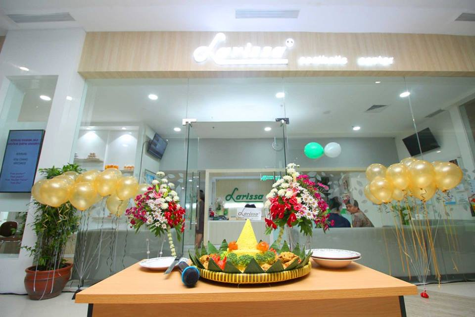 Cabang Larissa Hartono Mall