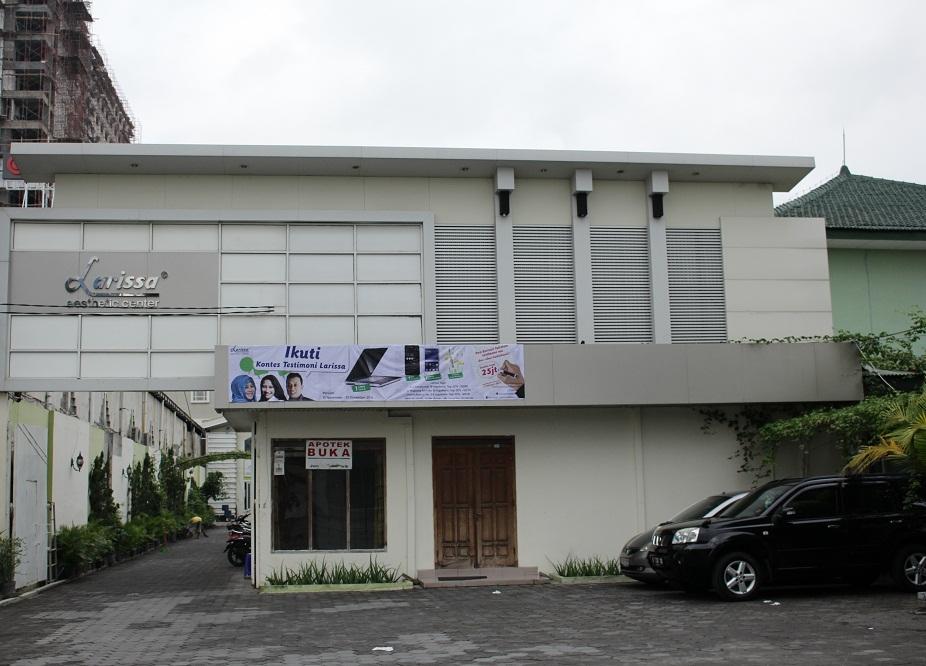 Cabang Larissa Yogyakarta Jl Magelang