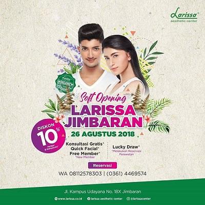 Cabang Larissa Jimbaran