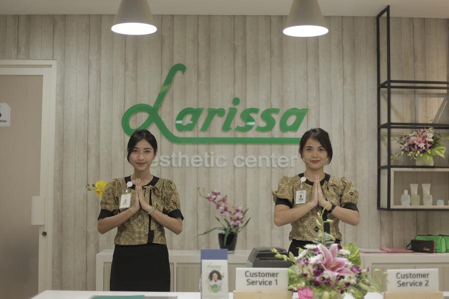 Cabang Larissa Serpong