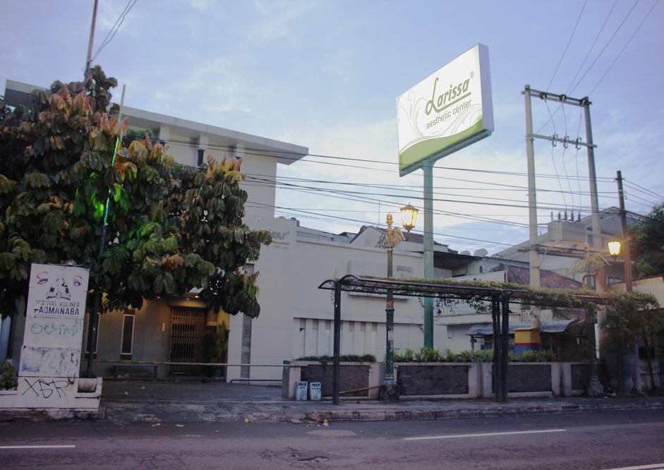 Cabang Larissa Yogyakarta Simanjuntak