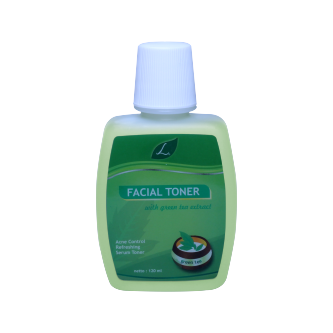 L Facial Toner with Green Tea Extract