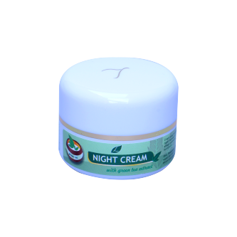 L Night Cream with Green Tea Extract