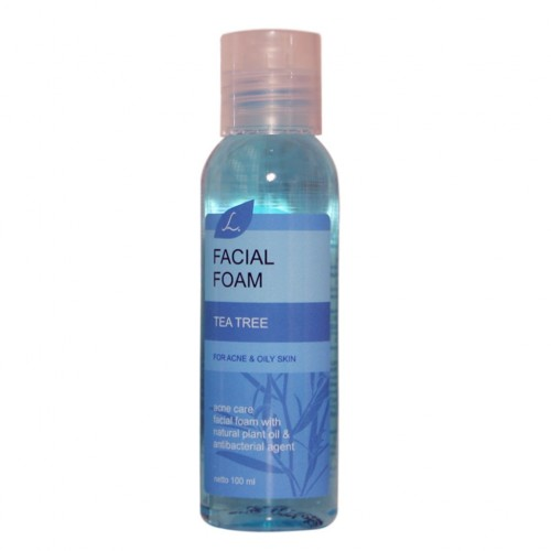 Facial Foam Tea Tree