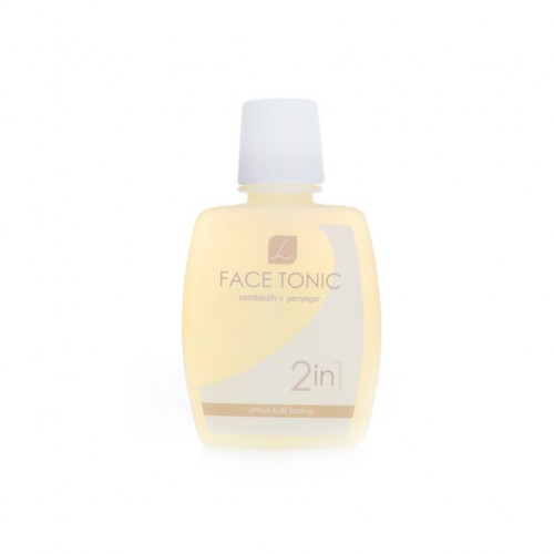 L Face Tonic 2 in 1 For Dry Skin