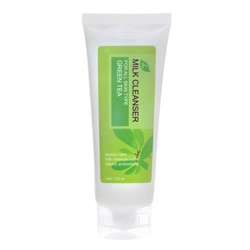 L Milk Cleanser Green Tea