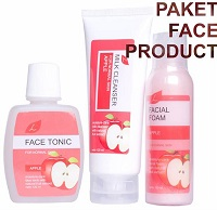Paket Face Product Apple