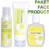 Paket Face Product Chamomile