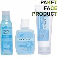 Paket Face Product Tea Tree