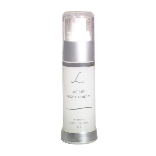 L Acne Night Cream